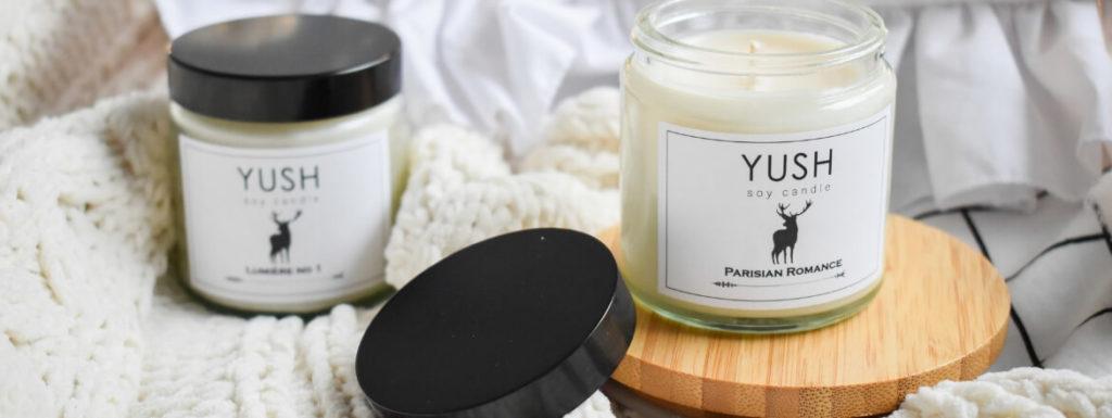 Odkryj naturalne świece zapachowe sojowe